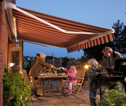 Awnings Patio Awnings Tailor Made Awnings with 3 Year Guarantee