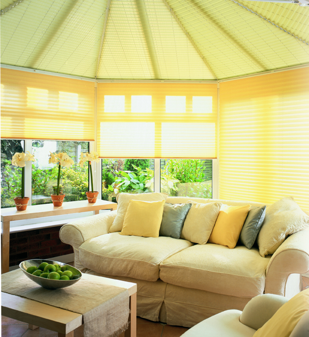 Conservatory blinds at myblinds we offer the choice of 3 different types of operation for our pleated conservatory blinds and a choice of 2 types of operation for our pinoleum solutioingenieria Image collections