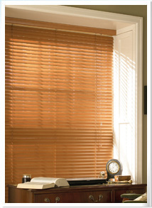 Wooden Venetian Blinds Tab