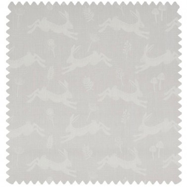Country Hares Silver