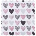 Love Heart Blush Blackout