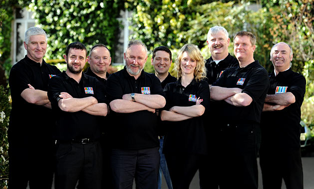 Our Home Service Team