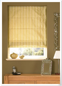 Roman Blinds Ireland